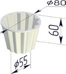 Форма хлебопекарная круглая Кексница (литая алюминиевая, 80 х 55 х 60 мм). Цену уточняйте (т. +375 17 294-03-37, 210-01-48)