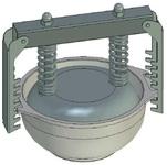 Пресс-форма круглая ПФ-145 К. Цену уточняйте (т. +375 17 294-03-37, 210-01-48)