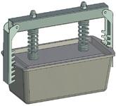 Пресс-форма прямоугольная ПФ-205 П. Цену уточняйте (т. +375 17 294-03-37, 210-01-48)