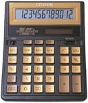 Калькулятор Citizen SDC-888 TII GE (12-ти разрядный) золотой