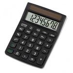 Малый настольный калькулятор Citizen ECC-210, 8-ми разрядный