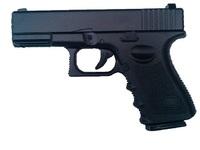 Cтрайкбольный пистолет Galaxy G.15 Glock металлический, пружинный, Глок