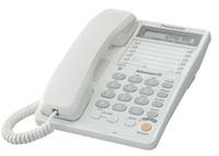 Проводной телефон Panasonic KX-TS2365W (белый)