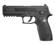 Пневматический пистолет Sig Sauer P320 BLK 4,5 мм