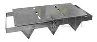 Блок треугольных тостерных форм (углеродистая и нержавеющая сталь). Цену уточняйте (т. +375 17 294-03-37, 294-01-42)