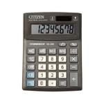 АКЦИЯ!!! Калькулятор настольный CITIZEN Correct настольн.SD-208, 8 разр, черн. Аналог калькулятора Citizen SDC-805BN. (Новая экономичная линейка калькуляторов CITIZEN)