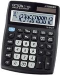 Калькулятор настольный CITIZEN CT-600J (12-ти разрядный) бухгалтерский