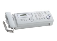 Факс на обычной бумаге Panasonic KX-FP207RU ( KX-FP 207RU).