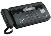 Факс на термобумаге Panasonic KX-FT984RUB (ЧЕРНЫЙ)